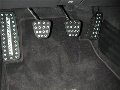 Pedals and Pedal Covers