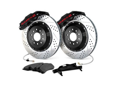 Big Brake Kits - Rear