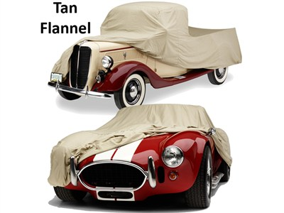 Covercraft C16674TF G2 Indoor Tan Flannel Custom-Fit Saturn Sky Car Cover