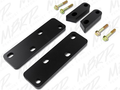 MBRP AD1710 2011 Chevrolet Camaro Convertible Reinforcement Brace Spacer Kit