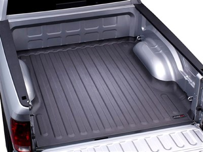 WeatherTech 36611 TechLiner Bed Mat / Bed Liner 2007-2013 Toyota Tundra 5.5-ft Bed