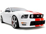 3D Carbon 691012 Boy Racer 11-Piece Styling Kit 2005 2006 2007 2008 2009 Mustang GT /