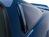 3D Carbon 691018 GT Styling Side Window Scoops 2005 2006 2007 2008 2009 Mustang /