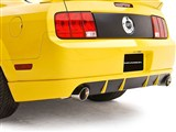 3D Carbon 691025 GT Styling Rear Lower Skirt 2005-2009 Mustang GT / 3D Carbon 691025 GT Styling Rear Lower Skirt