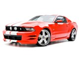 3D Carbon 691613 Boy Racer 4-Pc Body Kit 2010 2011 2012 Mustang /