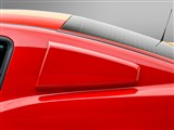 3D Carbon 691628 Type-I Window Scoop Set With Gel Decals 2010 2011 2012 2013 Mustang / 3D Carbon 691628
