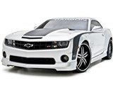 3D Carbon 691810 Styling Kit 2010 2011 2012 2013 Chevrolet Camaro V8 6-Pc Body Kit /