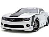 3D Carbon 691834 Styling Kit 2010 2011 2012 2013 Chevrolet Camaro SS 6-Pc Body Kit /