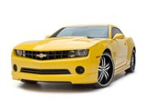 3D Carbon 691999 Styling Kit 2010 2011 2012 2013 Chevrolet Camaro V6 4-Pc Body Kit /