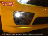 ACS 33-4-063 ACS T1 LED Light Kit 2010 2011 2012 2013 Chevrolet Camaro with T3 Bumpers or Ports /