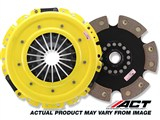 ACT GM12-HDR6 HD/Race Rigid 6-Pad Clutch & Flywheel Kit 2010 2011 2012 2013 Camaro SS /