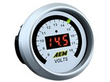 AEM 30-4400 Voltmeter Display Gauge /