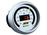 AEM 30-4406 Boost Display Gauge 4-In-1 /