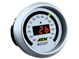 AEM 30-4408 Digital Boost Gauge (-30-50psi) 4-In-1 /