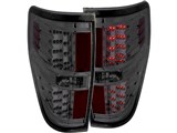 Anzo USA 311170 Smoked LED Taillights 2009-2014 Ford F-150 & F-150 SVT Raptor /