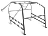 Autopower 70262C U-Weld Roll Cage 05+ Mustang /