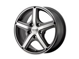 American Racing AR88388042440 Maverick 18x8 5x110 Gun Metal (40mm Offset) Wheel /