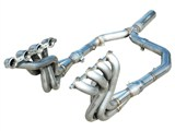 "American Racing Headers 1-7/8""x3"" 2001-02 Camaro/Firebird LS1 Long-Tube Headers & Y-Pipe W/Cats /"