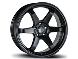 Avid-1 AV061775MC42BK AV-06 17x7.5 5x100 / 5x114.3 +42 Offset Wheel - Matte Black /