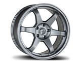 Avid-1 AV061775MC42GM AV-06 17x7.5 5x100 / 5x114.3 +42 Offset Wheel - Matte Gun Metal /
