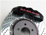 "Baer 4302295B Rear Pro-Plus Black 6-Piston 14"" Big Brake Kit 2004-2006 Pontiac GTO / Baer 4302295B Rear Pro+ Big Brake Kit"