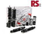 B&G RS-12.001 RS2 Coilovers 1995-2005 Chevrolet Cavalier 1995-2005 Pontiac Sunfire /