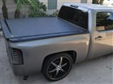 BAK 162121 BAK Flip VP 2014 CHEVROLET GMC Silverado Sierra Reg/Ext/Crew Cab 4 door 77-in Bed  /