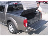 BAK 162507 BAK Flip VP Tonneau Cover 2005-2015 NISSAN Frontier King/Crew Cab 4 door 72.25-in Bed  /