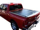 BAK 226207RB BAKFlip G2 2009-2013 DODGE Ram With Ram Box Crew Cab (New Body) 66.75-in Bed With Track / BAK-226207RB BAKFlip G2 Tonneau Cover