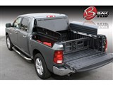 BAK 26203RB BAKFlip G2 2012-13 DODGE Ram W- Ram Box Standard Quad & Mega Cab 74.5-in Bed With Track  /