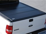 BAK 26309TBT BAKFlip CS w- Rack 2008-2013 Ford F150 w/ OE track system SuperCrew 66-in Bed With Trac /