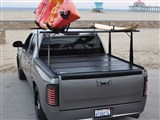 BAK 26410TBT BAKFlip CS w- Rack 2007-2013 TOYOTA Tundra w/ OE track system Double Cab 77-in Bed With /