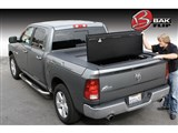 BAK 35207RB BAKFlip HD 2009-2013 DODGE Ram With Ram Box Crew Cab (New Body) 66.75-in Bed With Track  /