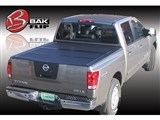 BAK 35511 BAKFlip HD Tonneau Cover 2007-2015 NISSAN Titan King Cab 96.25-in Bed  /