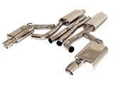 B&B FDOM-0600 Exhaust System 2005-2010 Charger/Magnum/300C SRT8 /