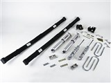 "Belltech 604SP Stage 3 Lowering Kit 2"" Front/4"" Rear W/Street Performance Shocks Colorado/Canyon Z85 /"
