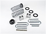 "Belltech 608 Stage 1 Lowering Kit 1"" or 2"" F / 3"" R W/O Shocks Colorado/Canyon Z85 /"
