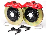 Brembo 1M2.9029A GT Front Brake Kit 6-Piston 15-in Slotted Zinc Rotors 2010 2011 2012 2013 Camaro V6 /
