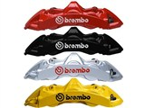 Brembo 1N0.8001A GT 6-Piston Front Caliper Upgrade Kit 2010 2011 2012 2013 Camaro /