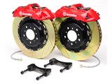 Brembo 1N2.9017A GT Front Brake Kit 6-Piston 15in Slotted Zinc Rotors 2010 2011 2012 2013 Camaro /