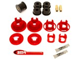 BMR Suspension BK020 Rear Differential+Cradle Insert Bushing Kit 2010 2011 Camaro- Street /