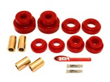 BMR Suspension BK024 Rear Cradle Full Bushing Kit 2010 2011 2012 2013 Camaro- Pro Version /