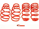 BMR Suspension SP019 Lowering Springs 1-inch Drop 2010 2011 2012 2013 Camaro V8 /