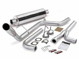 Banks 48125 2005-07 NISSAN FRNTR, EXC CCLB MONSTER EXHAUST SYSTEM /