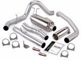 Banks 48788 2004-06 6.0L, EXCURSION MONSTER EXHAUST SYSTEM /