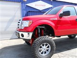 Bulletproof Suspension 12-Inch Lift Kit 2009-2014 Ford F-150 4WD /
