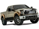 "Bushwacker 20927-02 Pocket Style 2.5"" Fender Flares 2009-2013 Ford F-150 /"