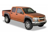 Bushwacker 41028-02 Rear Fender Flares 2004-2012 Chevrolet Colorado 2004-2012 GMC Canyon /