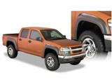 Bushwacker 41029-02 Front Fender Flares 2004-2012 Chevrolet Colorado 2004-2012 GMC Canyon /