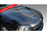 Carbon By Design SRT8 Style Carbon Fiber Hood 2006 2007 2008 2009 2010 Dodge Charger /